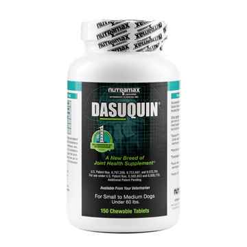 Picture of DASUQUIN CHEWABLE TABS for SMALL/MEDIUM DOGS - 150s