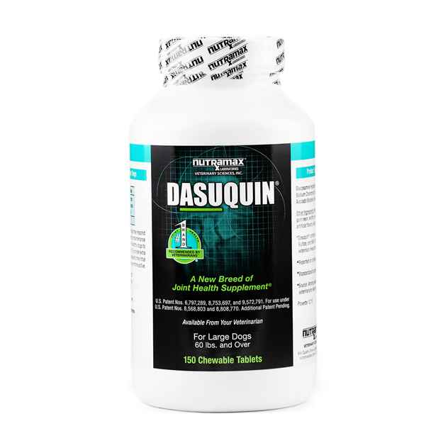 Picture of DASUQUIN CHEWABLE TABS for LARGE DOGS - 150s