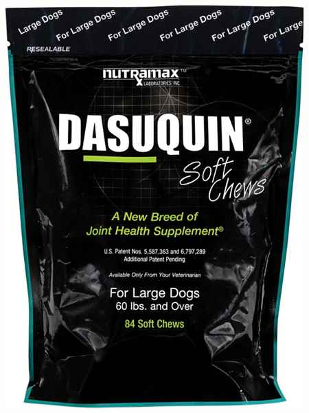 Picture of DASUQUIN SOFT CHEWS for LARGE DOGS - 84s