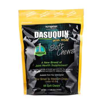 Picture of DASUQUIN SOFT CHEWS w/MSM for SMALL/MED DOGS - 84s