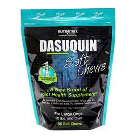 Picture of DASUQUIN SOFT CHEWS for LARGE DOGS - 150s