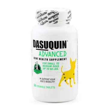 Picture of DASUQUIN ADVANCED CHEW TABS for SMALL/ MED DOGS - 64s