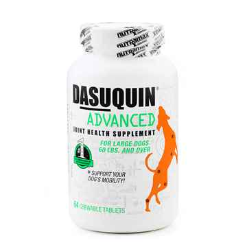 Picture of DASUQUIN ADVANCED CHEW TABS for LARGE DOGS - 64s