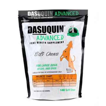 Picture of DASUQUIN ADVANCED SOFT CHEWS for LARGE DOGS - 140s