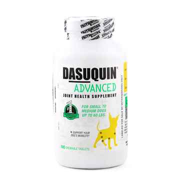 Picture of DASUQUIN ADVANCED CHEW TABS for SMALL & MED DOGS - 140s