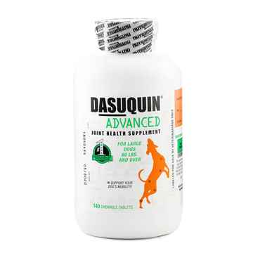 Picture of DASUQUIN ADVANCED CHEW TABS for LARGE DOGS - 140s