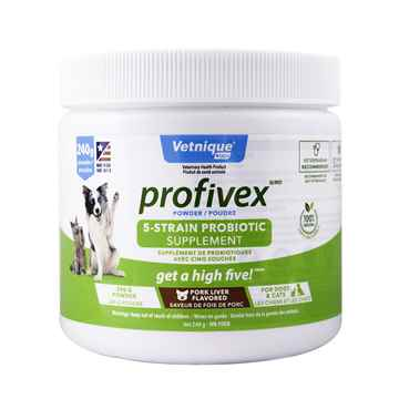 Picture of PROFIVEX PROBIOTIC SUPPLEMENT FOR Dogs & Cats - 8.5oz (240g)(SU12)