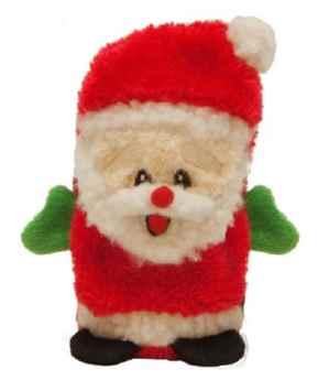 Picture of XMAS HOLIDAY INVINCIBLE PLUSH MINI - Santa (nr)