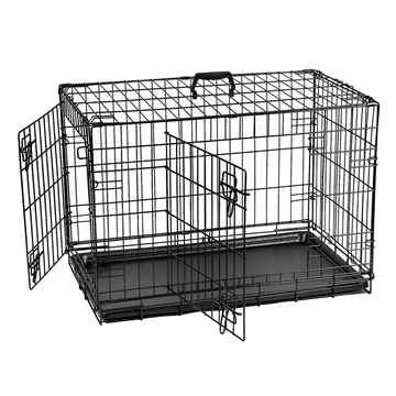 Picture of TRAINING CRATE Simply Essential DBL DOOR Medium - 30inL x 19inW x 21.5inH