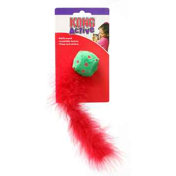 Picture of XMAS HOLIDAY KONG CAT Holiday Wild Tails (nr)