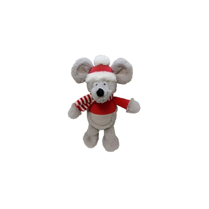 Picture of XMAS HOLIDAY HUXLEY Lester Mouse - 14in(nr)