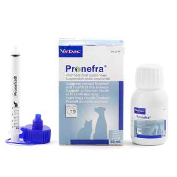 Picture of PRONEFRA PALATABLE ORAL SUSPENSION - 60ml