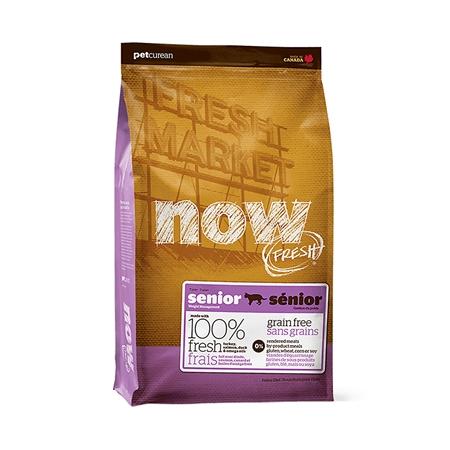 Picture of FELINE NOW FRESH SENIOR Grain Free Formula Dry - 3.63kg