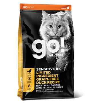 Picture of FELINE GO! SENSITIVITIES L.I.D Grain Free Duck Dry - 7.26kg