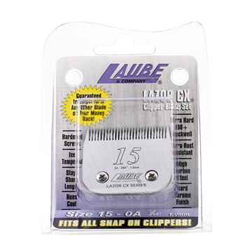 Picture of CLIPPER BLADE LAUBE CX SIZE 15