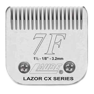 Picture of CLIPPER BLADE LAUBE CX SIZE 7F