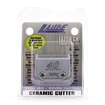 Picture of CLIPPER BLADE LAUBE CERAMIC SIZE 40