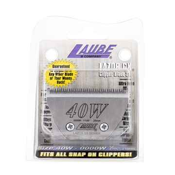 Picture of CLIPPER BLADE LAUBE CX WIDE SIZE 40