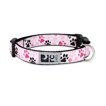 Picture of COLLAR RC CLIP Adjustable Pitter Patter Pink (Sizes Available)