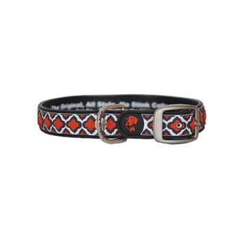 Picture of COLLAR DUBLIN DOG BABYLON Black (S/M)