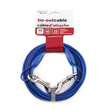 Picture of TIE OUT CABLE Simply Essential Blue Medium - 25ft