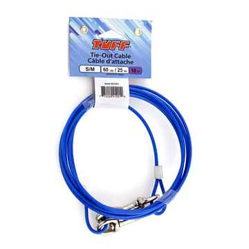 Picture of TIE OUT CABLE small - med (41901) - 10 feet