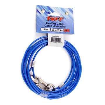 Picture of TIE OUT CABLE small - med (41902) - 15 feet