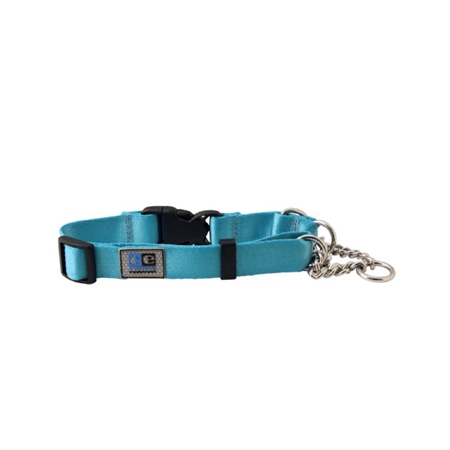 Picture of COLLAR CE QUICK RELEASE MARTINGALE Raspberry - 3/4in x 11-14in