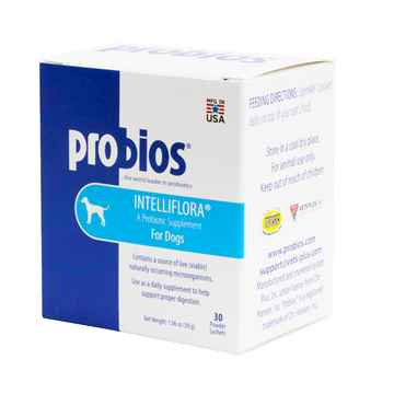 Picture of PROBIOS INTELLIFLORA for DOGS - 30s(tu)