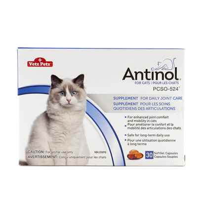Picture of ANTINOL for CATS - 30s
