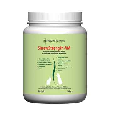 Picture of SINEWSTRENGTH-VM COMPLETE RECOVERY FORMULA - 500g