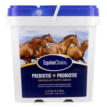 Picture of EQUINE CHOICE PREBIOTIC + PROBIOTIC GRANULAR - 4.2kg