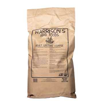Picture of AVIAN ADULT LIFETIME FORMULA COARSE GRIND - 25lb(HARRISON)