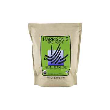Picture of AVIAN ADULT LIFETIME FORMULA FINE GRIND - 5lb(HARRISON)(su6)
