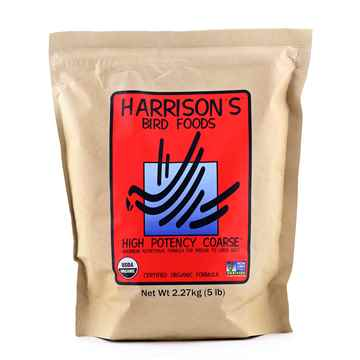 Picture of AVIAN HIGH POTENCY FORMULA COARSE GRIND - 5lb(HARRISON)(su6)