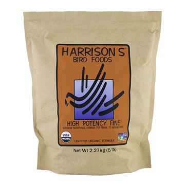 Picture of AVIAN HIGH POTENCY FORMULA FINE GRIND - 5lb(HARRISON)(su6)