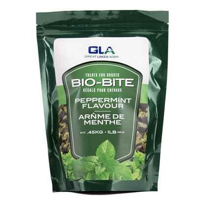 Picture of BIO-BITE HORSE TREATS Peppermint Flavor - 1lb