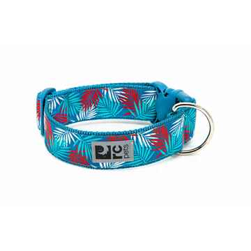 Picture of COLLAR RC CLIP WIDE Adjustable Maldives - 1.5in x 15-25in