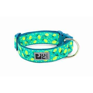 Picture of COLLAR RC CLIP WIDE Adjustable Lemonade - 1.5in x 15-25in