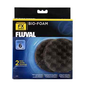 Picture of FLUVAL FX4/ FX5/FX6 BIO-FOAM FILTER PADS  (A239) - 2/pk