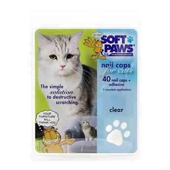 Picture of SOFT PAWS TAKE HOME KIT FELINE LARGE - Natural