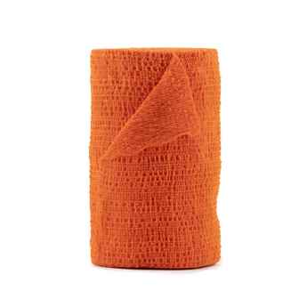 Picture of POWERFLEX EQUINE BANDAGE Orange - 4in x 5yds - ea