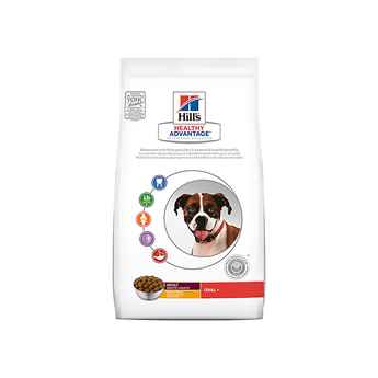 Picture of CANINE HILLS HEALTHY ADVANTAGE ADULT ORAL + - 4lb
