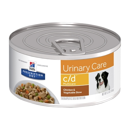 Picture of CANINE HILLS cd UTH CHICKEN & VEG STEW - 24 x 5.5oz cans(tu)