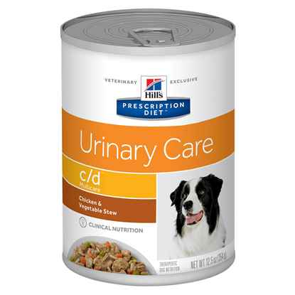 Picture of CANINE HILLS cd UTH CHICKEN & VEG STEW - 12 x 12.5oz cans
