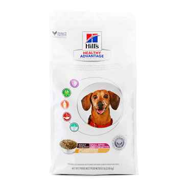 Picture of CANINE HILLS HEALTHY ADVANTAGE ADULT SMALL BITE - 8.5lb
