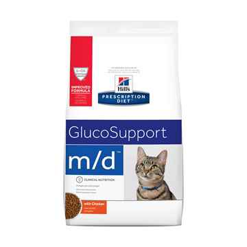 Picture of FELINE HILLS md GLUCO SUPPORT - 4lb