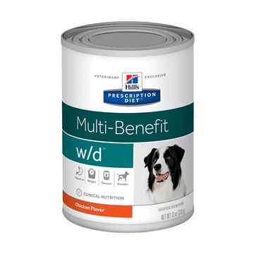 Picture of CANINE HILLS wd MULTI BENEFIT - 12 x 370gm cans