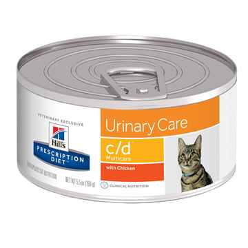 Picture of FELINE HILLS cd MULTICARE w/CHICKEN - 24 x 5.5oz cans