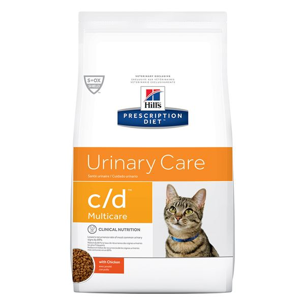 Picture of FELINE HILLS cd MULTICARE w/ CHICKEN UTH - 8.5lbs
